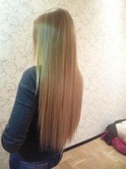 Наращивание волос,  африканские косички,  прически
