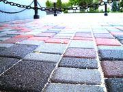 Что такое правильная укладка тротуарной плитки?