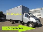 Валдай 7.5 м фургон