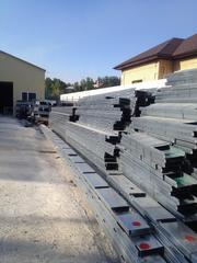 Продается оборудование для производства каркасов из ЛСТК