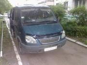 Продаю а/м ГАЗ 2217(Баргузин)